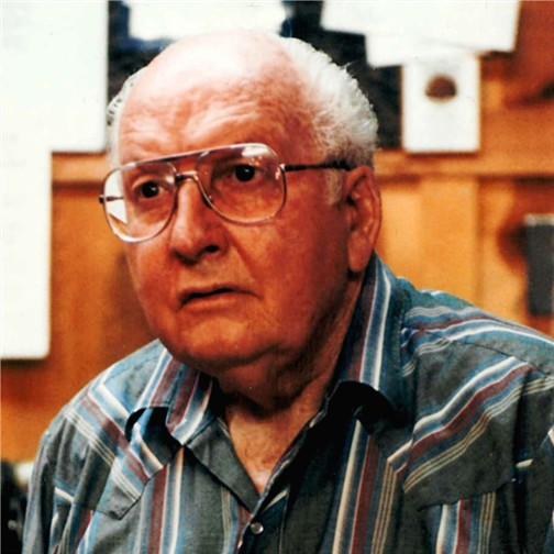 Frank Conard in 1993 at 73 years